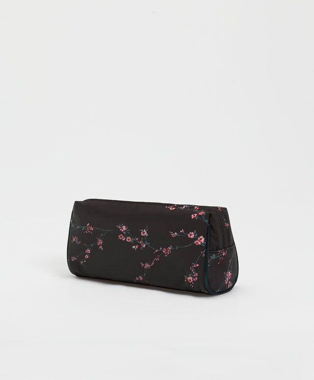 Estuche flor oriental - Neceseres - ACCESORIOS | Oysho