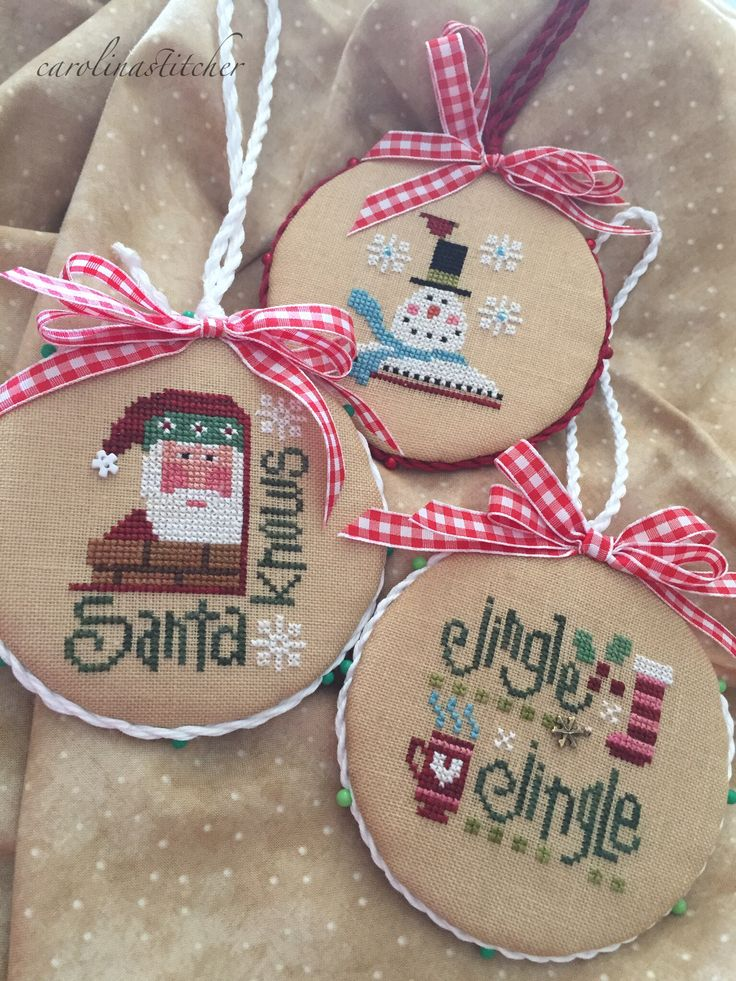 Good Sunday morning!!!! I have busy busy putting together Christmas finishes for lots of you.... From new designs to older classics.... ...