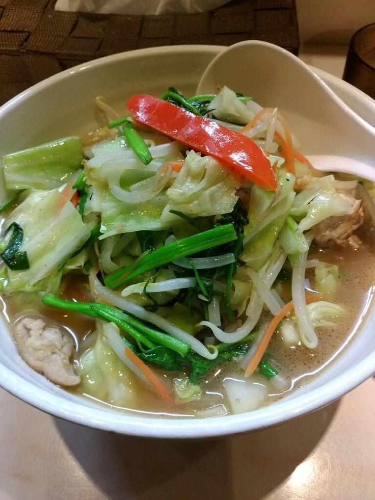 湯麺 大八