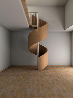 escalera caracol