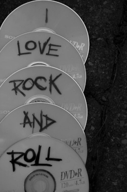 I love rock and roll www.figleaves.com #SS13TRENDSMusic, Wall Decor, Joan Jett, Black White Photography, Love Rocks, Jukebox Baby, Dimes, Lyrics, Rocks And Rolls