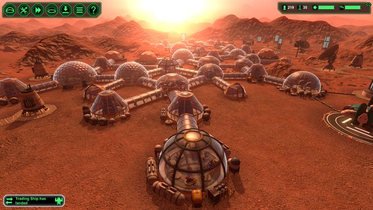 Steam's Latest Hit Is A Tough-As-Nails Mars Base Building Game [The Future of Mars Exploration: http://futuristicnews.com/tg/mars/]