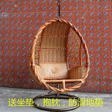 Кресло-качалка Тростника корзины действительно природные ротанга