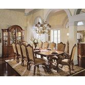 Found it at Wayfair - Villa Cortina 11 Piece Dining Set