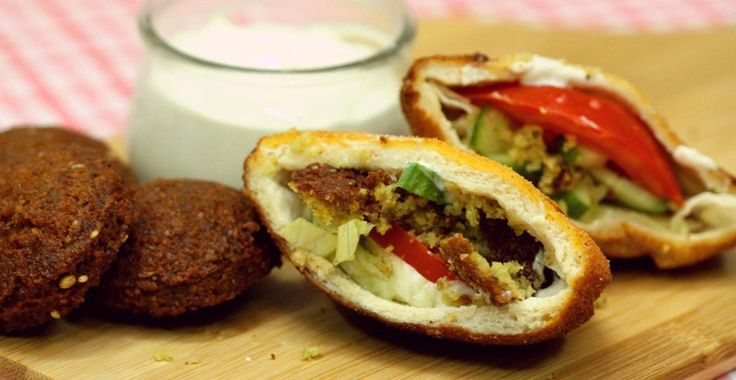 how to make best easy middle eastern homemade falafel stuffing patties ramadan pastry recipe step by step with pictures