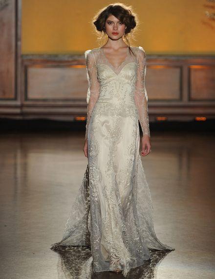 Le linee lussuose delle collezioni sposa Claire Pettibone 2016 - Un Giorno Una Vita