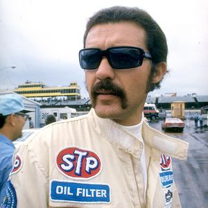 Richard Petty, number one in my eye as THE KING OF NASCAR!