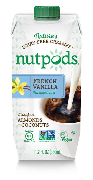 Just approved by whole 30 creaters. nutpods french vanilla non-dairy creamer (4-Pack)