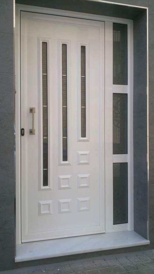 Para capaq en 2019 puertas principales de aluminio - Puertas exteriores modernas ...