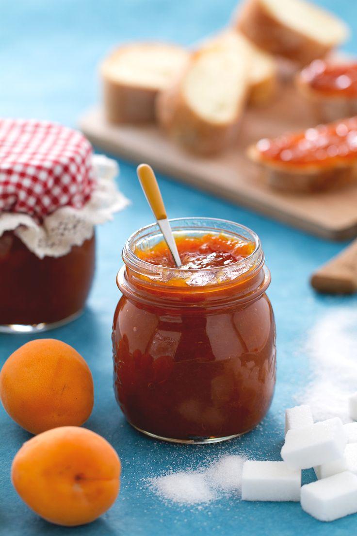 Prepara in casa un grande classico delle conserve: #confettura di #albicocche! ( #apicot #jam) #Giallozafferano #ricetta #recipe