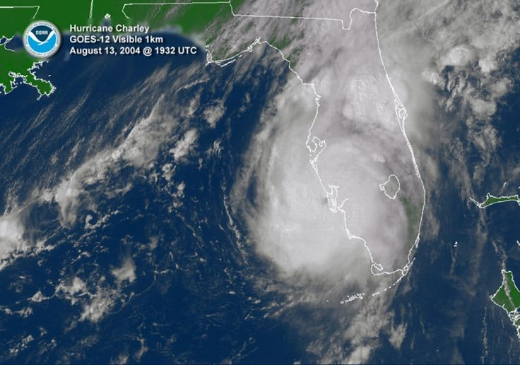 The Enormous Power of a Hurricane in the Gulf!! Breathtaking and Frightening!!