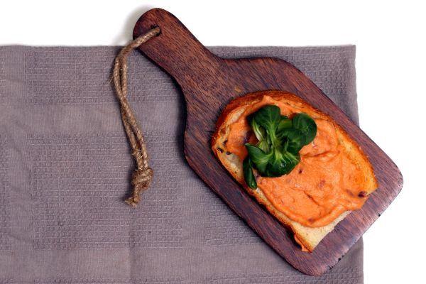 Édesburgonyás / batátás mártogatós, kence recept - Masni