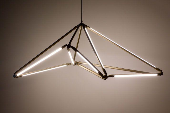 Illuminating Geometry: The Lighting Designs Of Bec Brittain   Yatzer