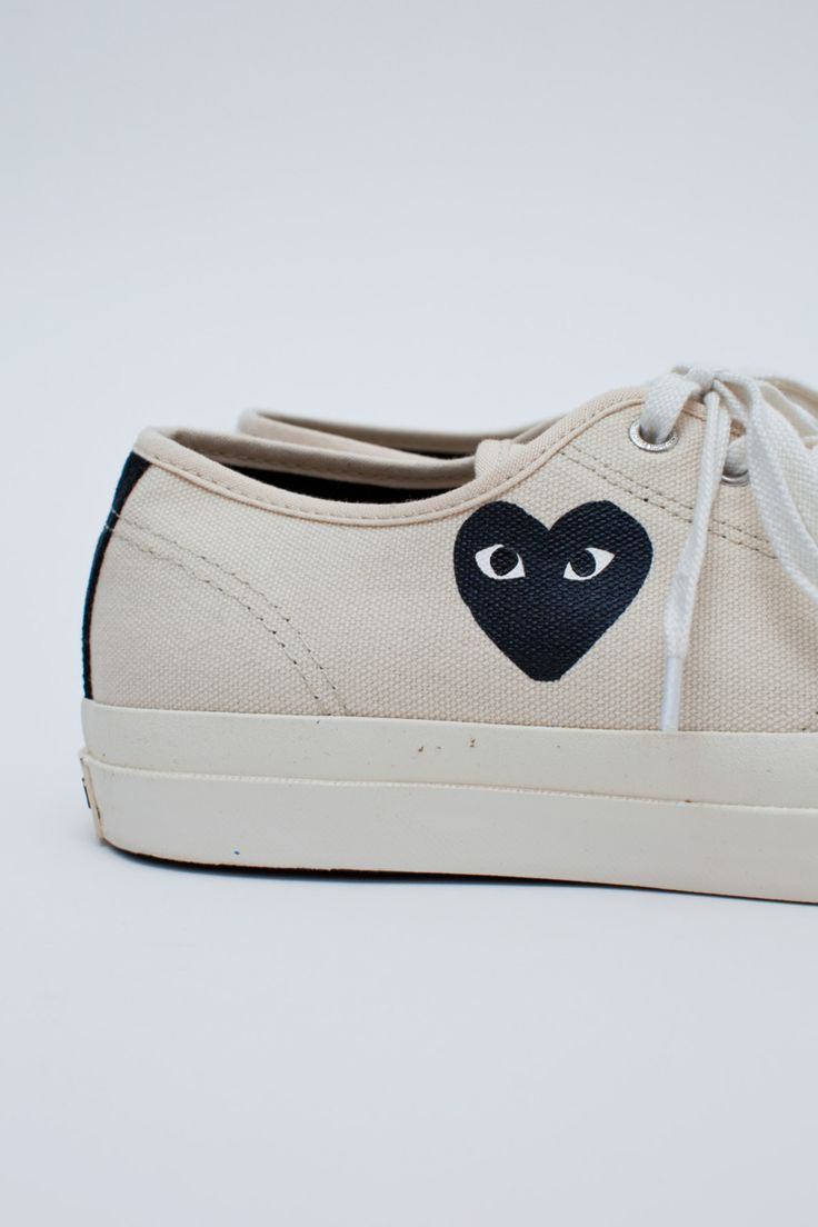 Comme des Garcons Play Jack Purcell Sneakers