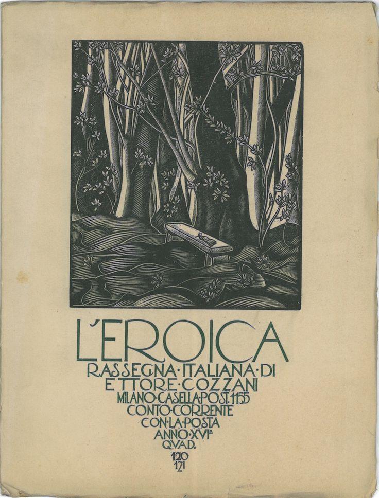 L'Eroica, quaderno numero 120-121 - #scripomarket #scripofilia #scripophily #finanza #finance #collezionismo #collectibles #arte #art #scripoart #scripoarte #borsa #stock #azioni #bonds #obbligazioni
