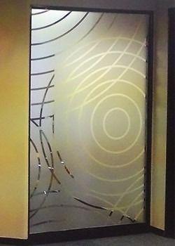esmerilado de vidrios - vidrieras, oficinas, hogares