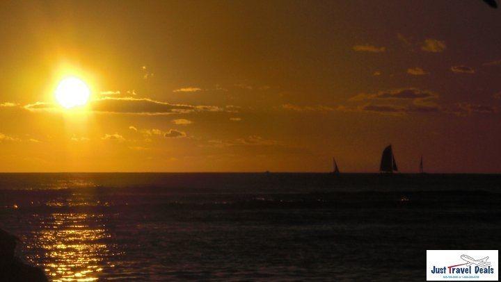 Hawaii Sunet