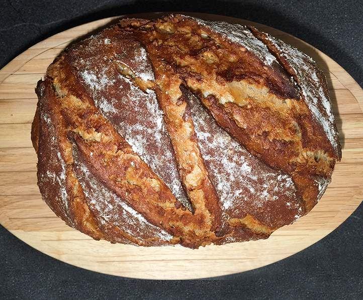 Rezept Dinkelkracher von Hannebue - Rezept der Kategorie Brot & Brötchen