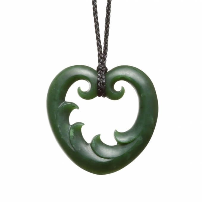 Shop Greenstone Necklaces | Mountain Jade New Zealand