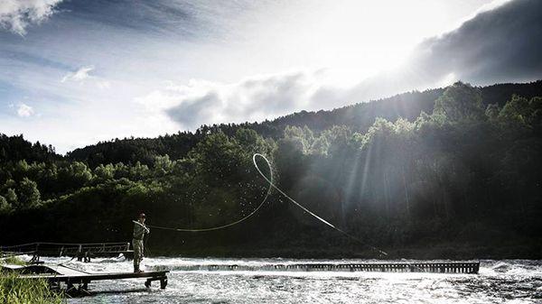 Рыбалка в Норвегии: Коко Шанель, индийские принцы и мост вздохов #fishing #norway