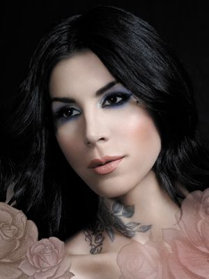 How To Contour Your Face by Kat Von D Contouring Tutorial - Cosmopolitan