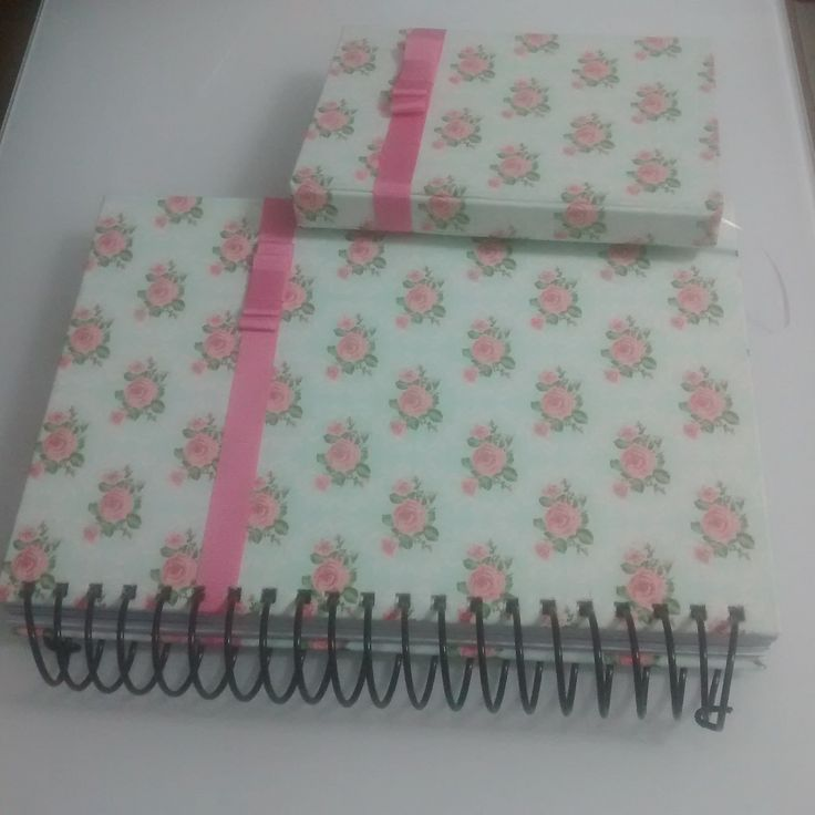 Caderno + agenda
