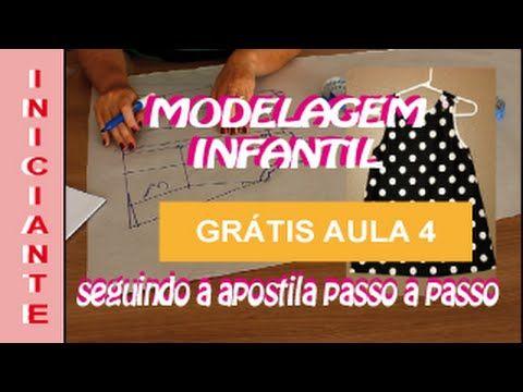 Modelagem Infantil Para Iniciantes - Aula 4