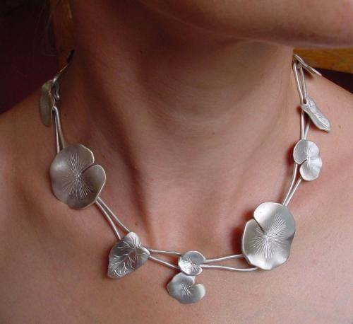 Pippa's Necklaces - The Silver Workshop, Langport