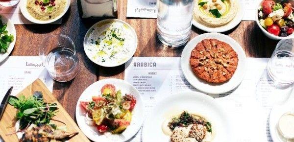 Arabica Kitchen: Food & Bar (Borough Market)
