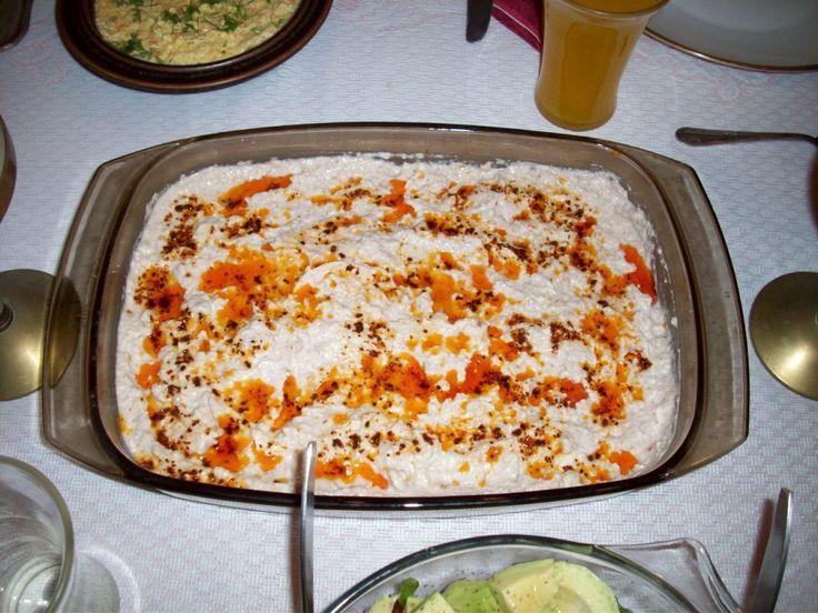 Çerkez Tavuğu (Circassian Chicken) Recipe