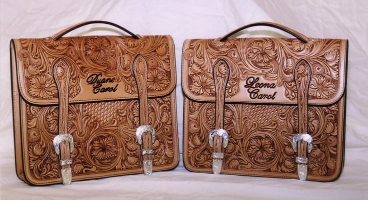 Andy Stevens Saddlery : Custom Leather Accessories-SR