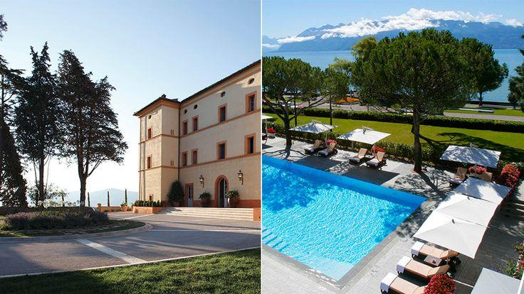 Lista: De 10 bästa hotellen i Europa