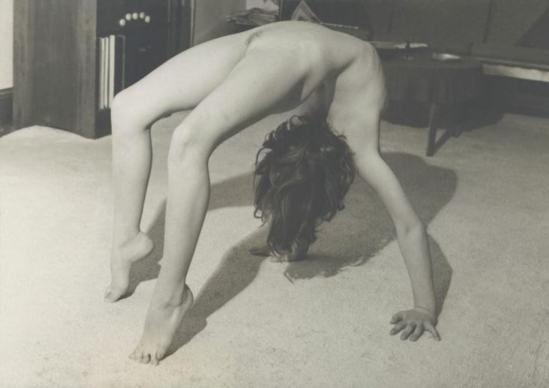 Josef Breitenbach. Sans titre 1950s