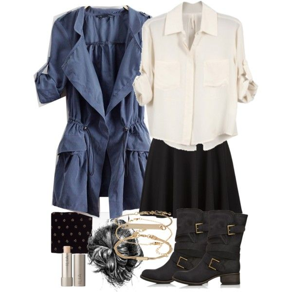 """Allison Inspired Outfit with Requested Jacket"" by veterization on Polyvore"
