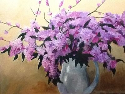 Redbuds and Lilacs