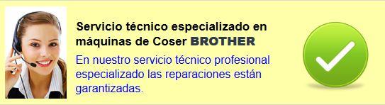 Servicio técnico Brother. reparación brother. máquinas de coser brother. asistecnic.com.es y asistecnic.com Reparaciones máquinas de coser Brother Madrid.