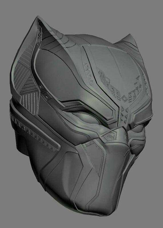 Panthère noire masque pre-order