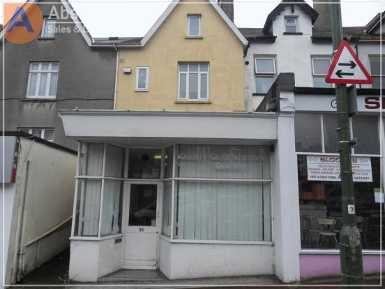 Commercial property for sale in Tor Hill Road, Town Centre, Torquay, TQ2