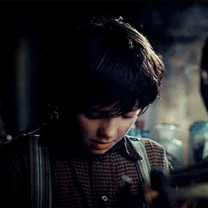Asa butterfield. This is more adorable than hot, but still...