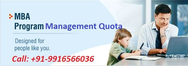 BBA MBA Direct Admission Through NRI/management Quota: MBA Management Quota Admission in Symbiosis - 6 Re...