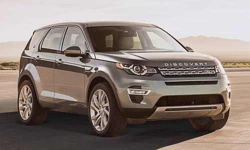 #LandRover #DiscoverySport. Le nouveau SUV qui offre une polyvalence exceptionnelle avec sa configuration 5+2 sièges en option.