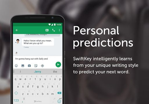 SwiftKey Keyboard v6.6.4.19 Final   SwiftKey Keyboard v6.6.4.19 FinalRequirements:4.0.3Overview:SwiftKey Keyboard uses Artificial Intelligence to automatically learn your writing style including the emoji you love to use (if you use emoji) the words that matter to you and how you like to type.  Description Upgrade your phones keyboard to SwiftKey Keyboard for free - and get more done without fussing over typos. Join over 250 million people worldwide who use SwiftKey Keyboard for hassle-free…