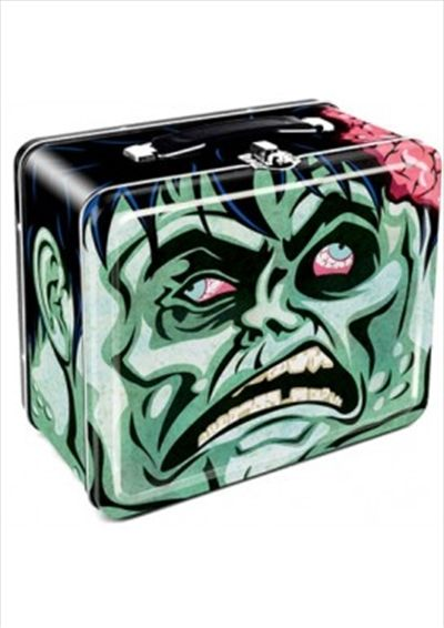 Zombie Head Fun Box Lunchboxes, Lunchbox | Sanity