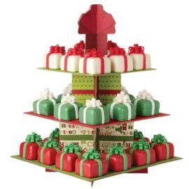 Wilton Christmas Treat Stand 3 Tiers