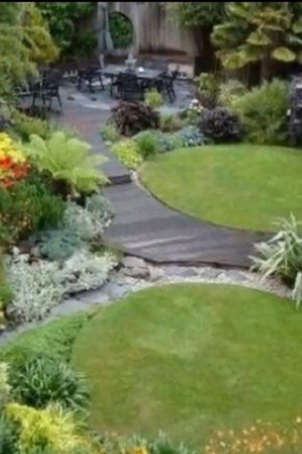 Nice 30 Charming Small Gardens That You Should See In The Spring Garden Design Video Garden Design Small Gardens Spring Garden