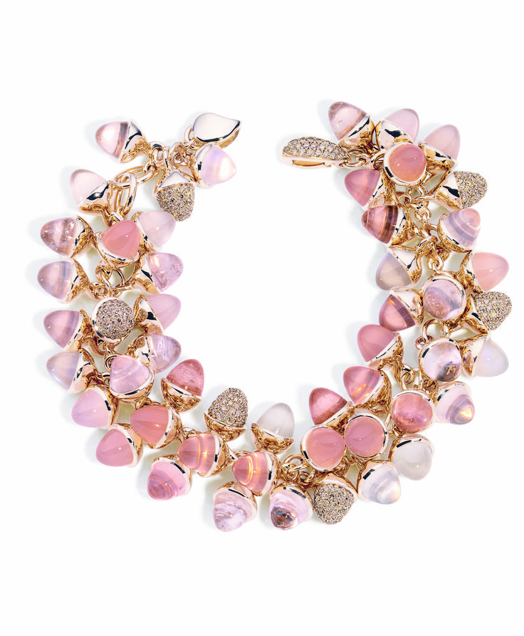 so cute in sweet pink - Tamara Comolli Bracelet   jewellery ...