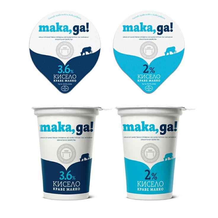 Taka, da! packaging, design by Enthusiasm