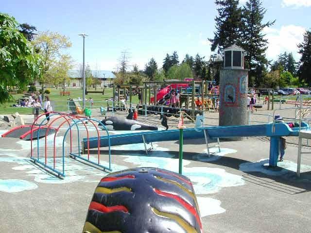 parksville beach community park