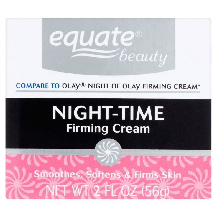 Equate Beauty Night-Time Firming Cream, 2 fl oz