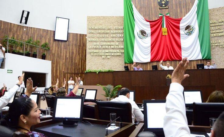 Diputados yucatecos aprueban reformas a favor de los trabajadores
